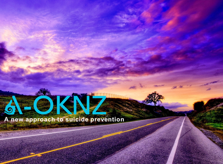 A New Approach to Suicide Prevention