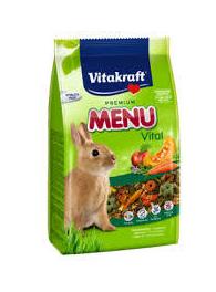 """ארנבת- מזון פרימיום 1 ק""""ג"""