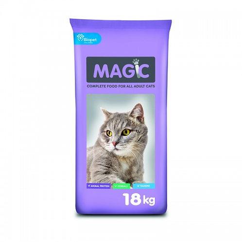 """מג'יק חתולים 18 ק""""ג"""