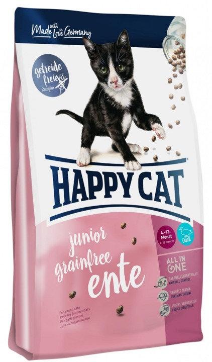 אוכל לחתול ג'וניור נטול דגנים