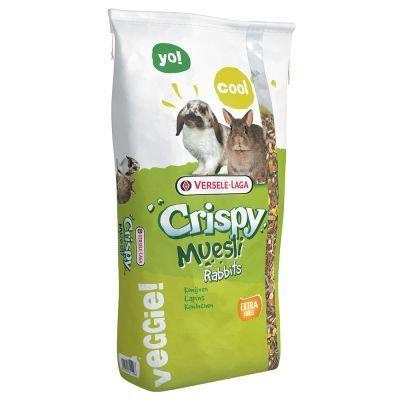 """מזון מכרסמים קריספי ארנב 20 ק""""ג"""