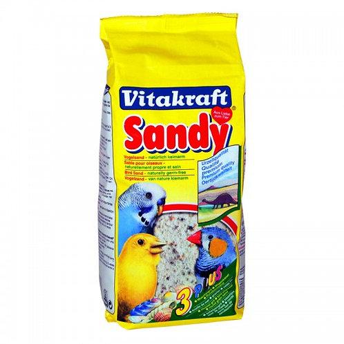 תוכון חול לציפור 2.5 קג