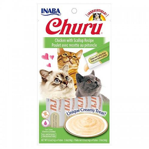 מעדנים לחתולים צ'ורו