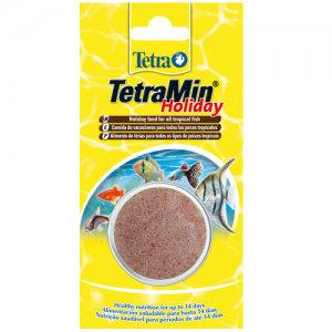 TetraMin Holiday-מזון חופשה לכל סוגי דגי הנוי