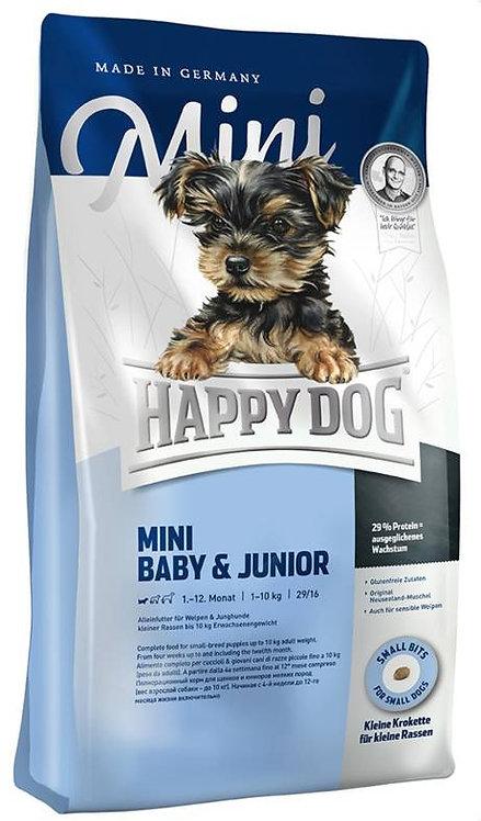 הפי דוג  מיני בייבי ג'וניור 1 קג לכלב