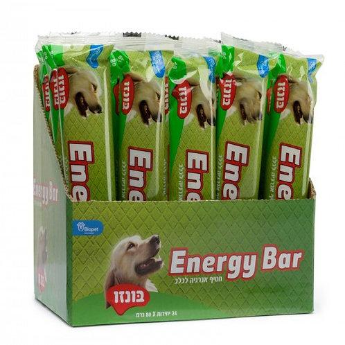 בונזו חטיף אנרגיה לכלב 80 גרם