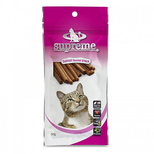 חטיף לחתולים בטעם סלמון