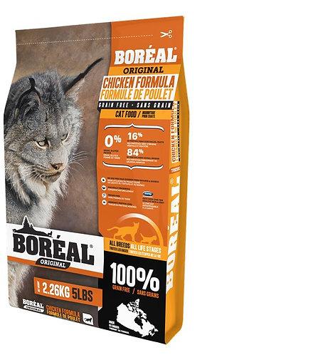 """בוריאל אוריג'ינל עוף לחתולים 2.26 ק""""ג"""