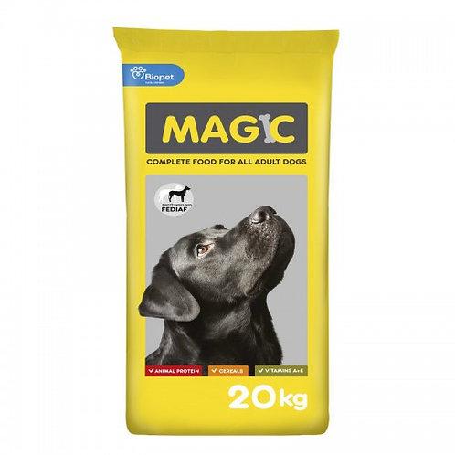 מזון כלבים מג'יק 20