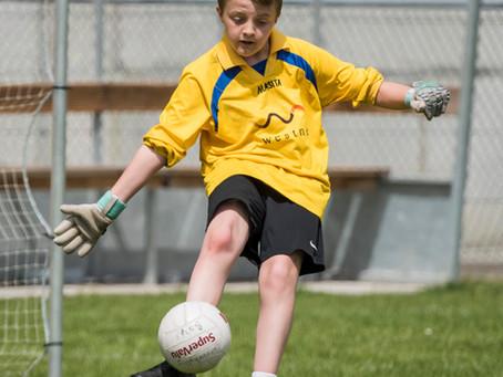 Carrowholly N.S. V Scoil Naomh Íosaf Shrule Boys County Semi-Final Cumann na mBunscol 2019-05-22