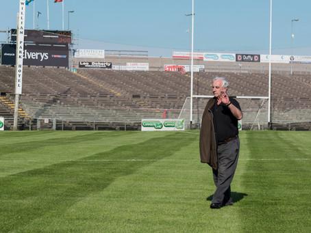 A living Kilmeena GAA Legend - Vincent Reilly...