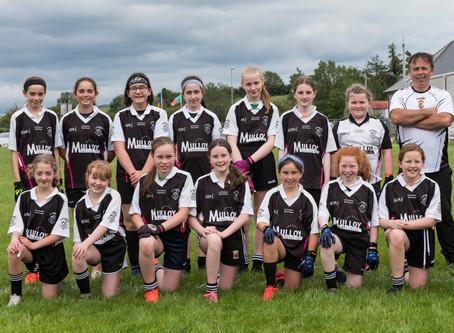 Kilmeena V Knockmore U12 Girls 2020-08-30