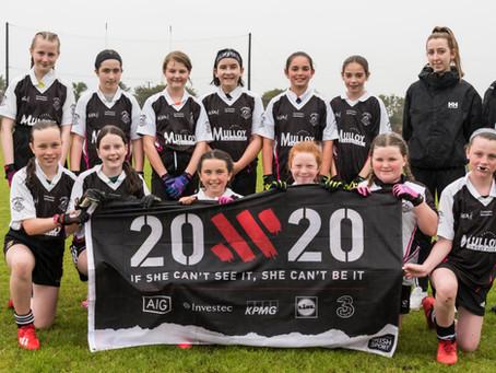 Kilmeena V The Neale U-12 Girls League 2020-08-17