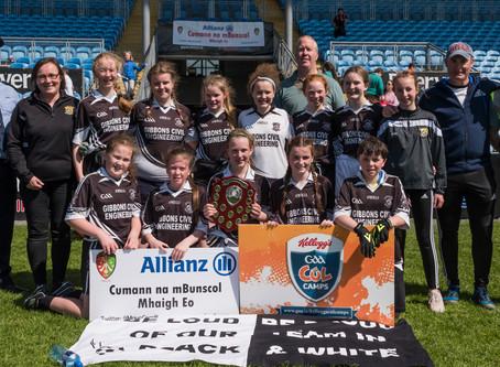 Kilmeena V Charlestown Cumann na mBunscol Girls County Final 2019-06-10