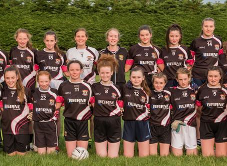 Kilmeena V Belmullet U14 Girls Championship Final 2018-08-24
