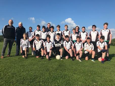 Kilmeena V Shrule/Glencorrib Homeland Boys U13D 2021-06-17