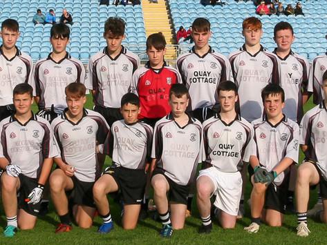 U16 Boys Gaelic Football Championship – 'C' Final 2019-08-11.