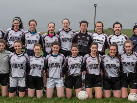 Kilmeena V Tourmakeady U18 Girls League 18/04/2018