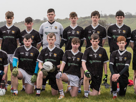 Kilmeena V Balla Minor League 2019-03-18