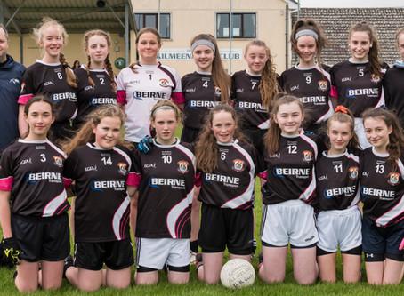 Kilmeena V Islandeady U14 Girls League 1st round 2019-06-05