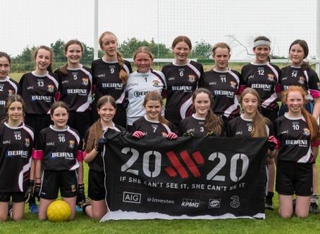 Kilmeena V The Neale U-14 Girls Championship 2020-08-15