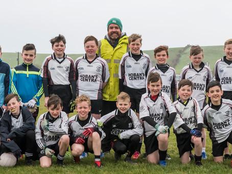 Kilmeena V Islandeady U12 Boys League 2019-04-15