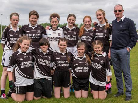 Cumann na mBunscol Girls County Semi-Final St Brendan's V Balla 2019-05-22