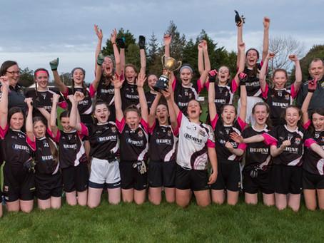 Kilmeena V Kilmaine U14 Girls County Championship Final 2019-10-04
