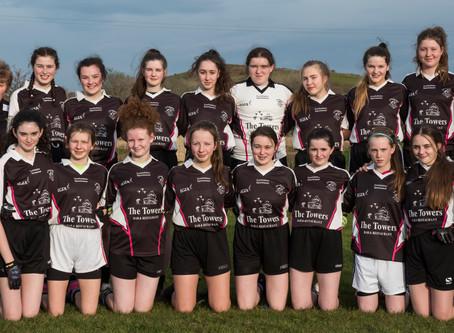 Kilmeena V Charlestown U16 Girls 2019-04-17