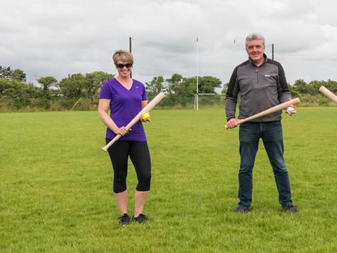Kilmeena GAA Launch the Social Rounders Club 2021-07-11