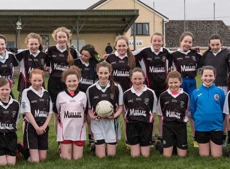 Kilmeena V Louisbrugh U12 Girls Grading League 2018-04-17
