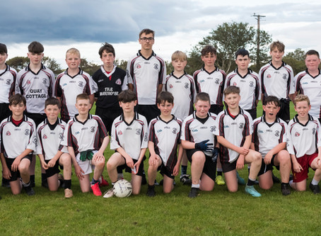 Kilmeena V Louisburgh West Mayo Boys U-14  B C/Ship 2020-08-06