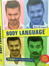 Body Language, Körpersprache,Comedy, De Luca, Ciro