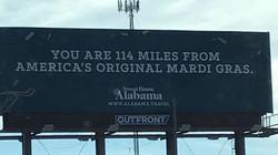 America Tourism Billboards PR
