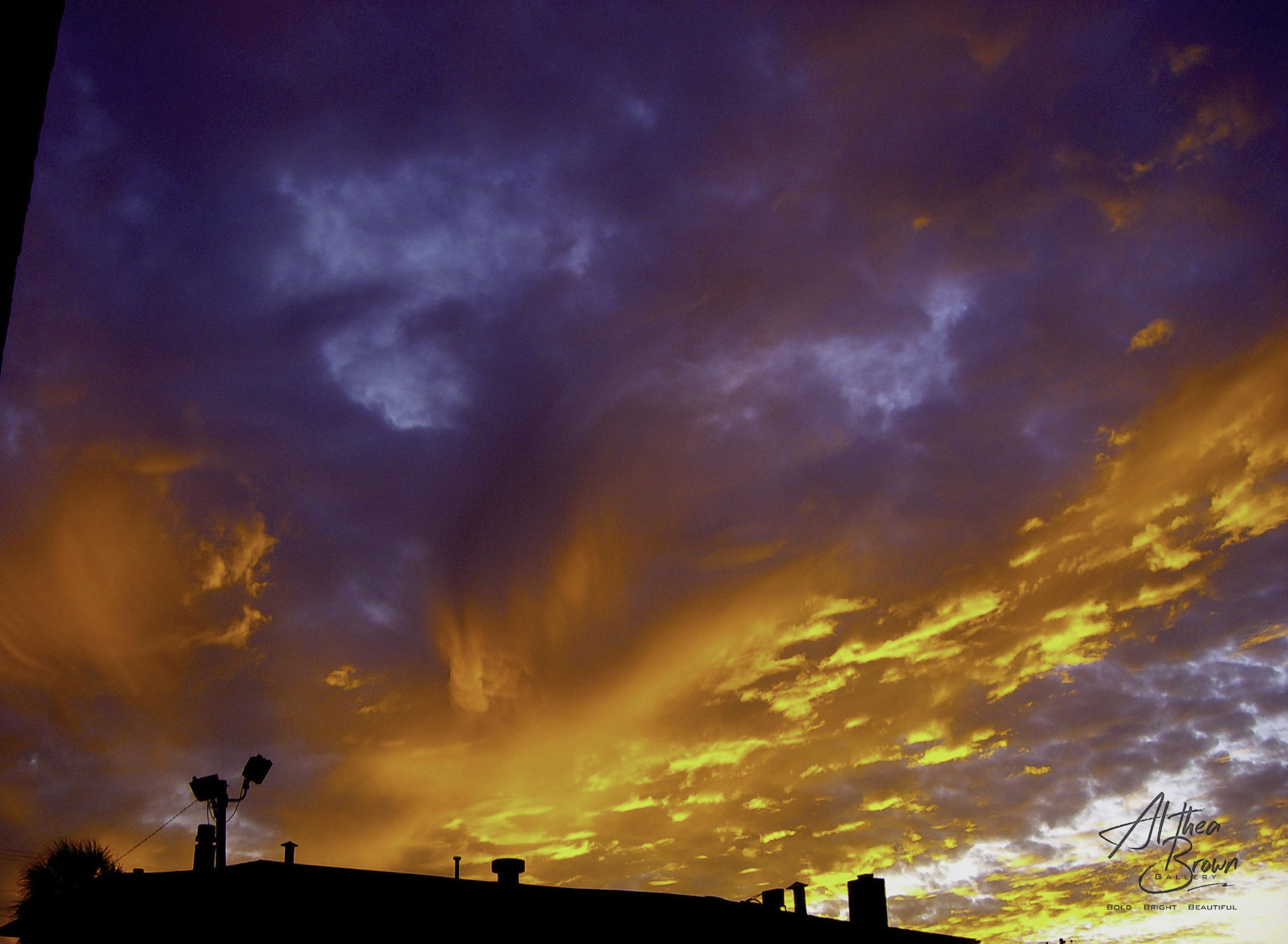 Savannah Sky