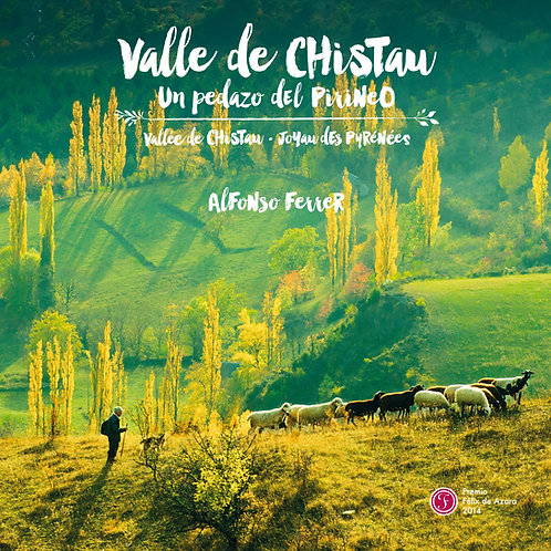 """Libro """"Valle de Chistau, un pedazo del Pirineo"""""""