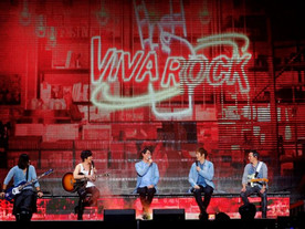 Taiwanese band Mayday back to perform at National Stadium on for 40,000 people