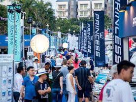 Record Breaking Asia Premiers in Singapore Yacht Show 2018
