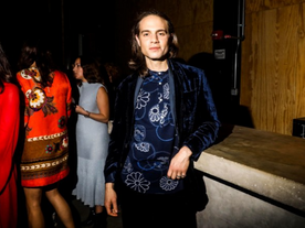Broadway's Jordan Roth on Dressing with Distinction for the Holidays