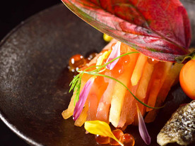 How 3 Top Japanese Chefs Interpret Their Autumn Menus