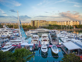 Mark Your Date for Singapore Yacht Show 2018