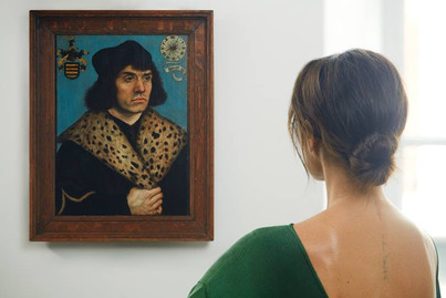 Victoria Beckham On Her New Old Masters Obsession
