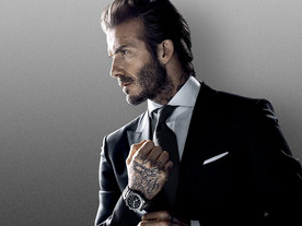 David Beckham on Gentlemanly Style and What Victoria's Getting Him for Holidays