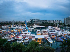 2018 Singapore Yacht Show: An International and Asia Debut