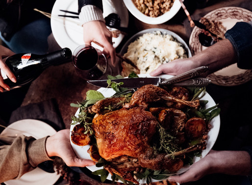 6 BEST WAYS TO BALANCE OUT YOUR THANKSGIVING MEAL