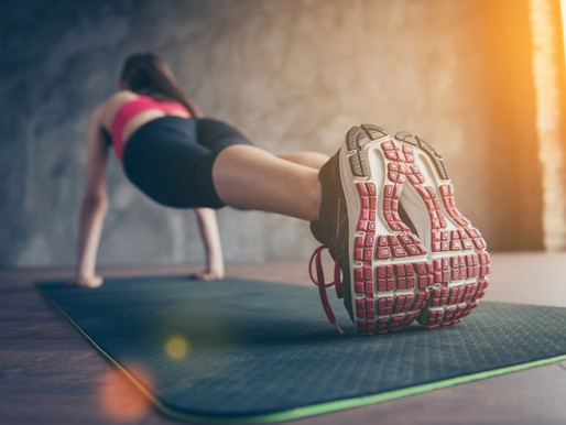 45 Minutes A WEEK To A Strong + Fit Body