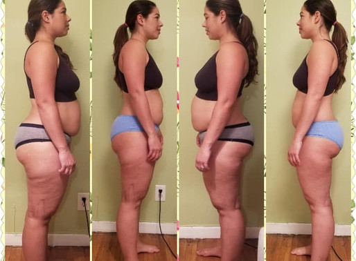 CHANGING HER MINDSET WAS A GAME CHANGER & SHE LOST 30LBS