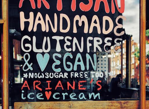 ARIANE'S No-Sugar Protein chocolate Ice Cream