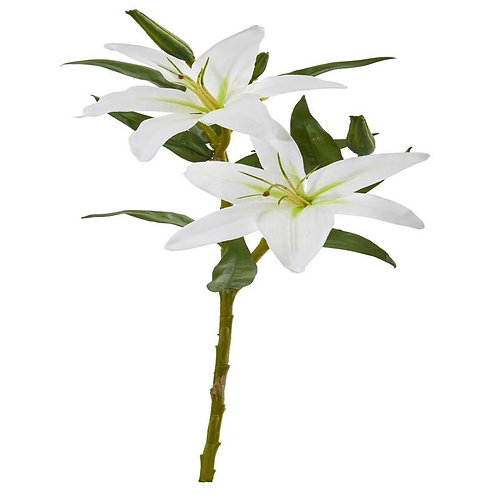 "24""  Lily Artificial Flower (Set of 6)"