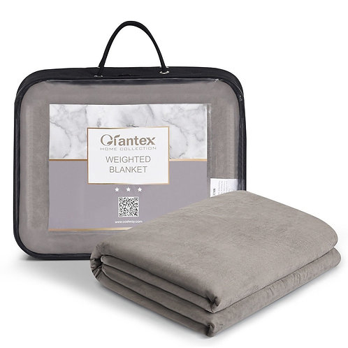 Heavy Gravity Sensory Weighted Blankets with Cover Glass Beads-60""
